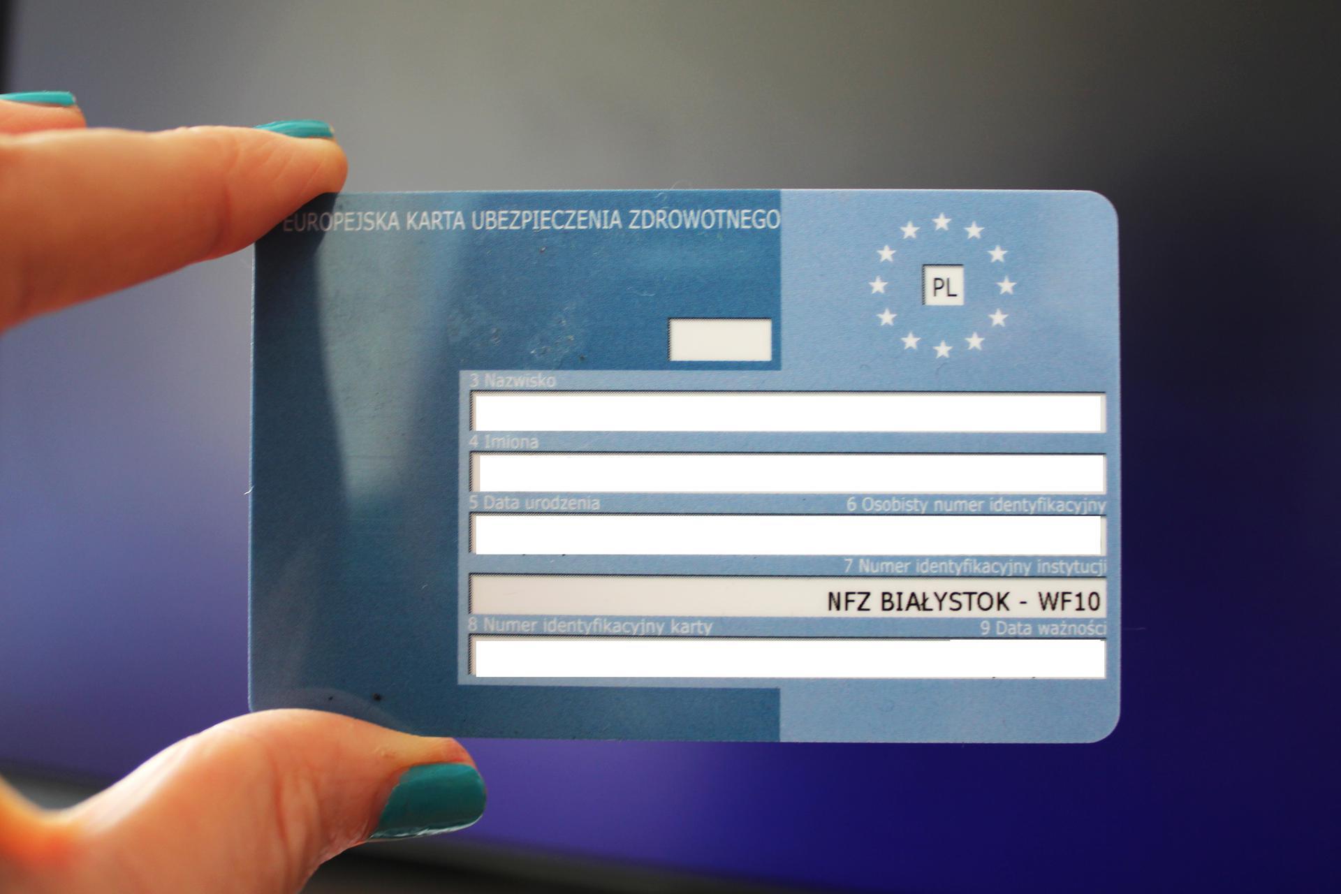 Karta Ubezpieczenia Europa.Zabierz Ekuz Na Wakacje Kiedy I Gdzie Wyrobic Karte Portal
